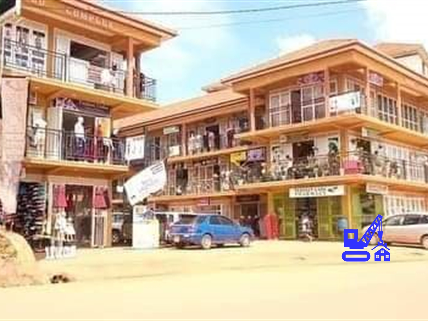Commercial block for sale in Ntinda Kampala
