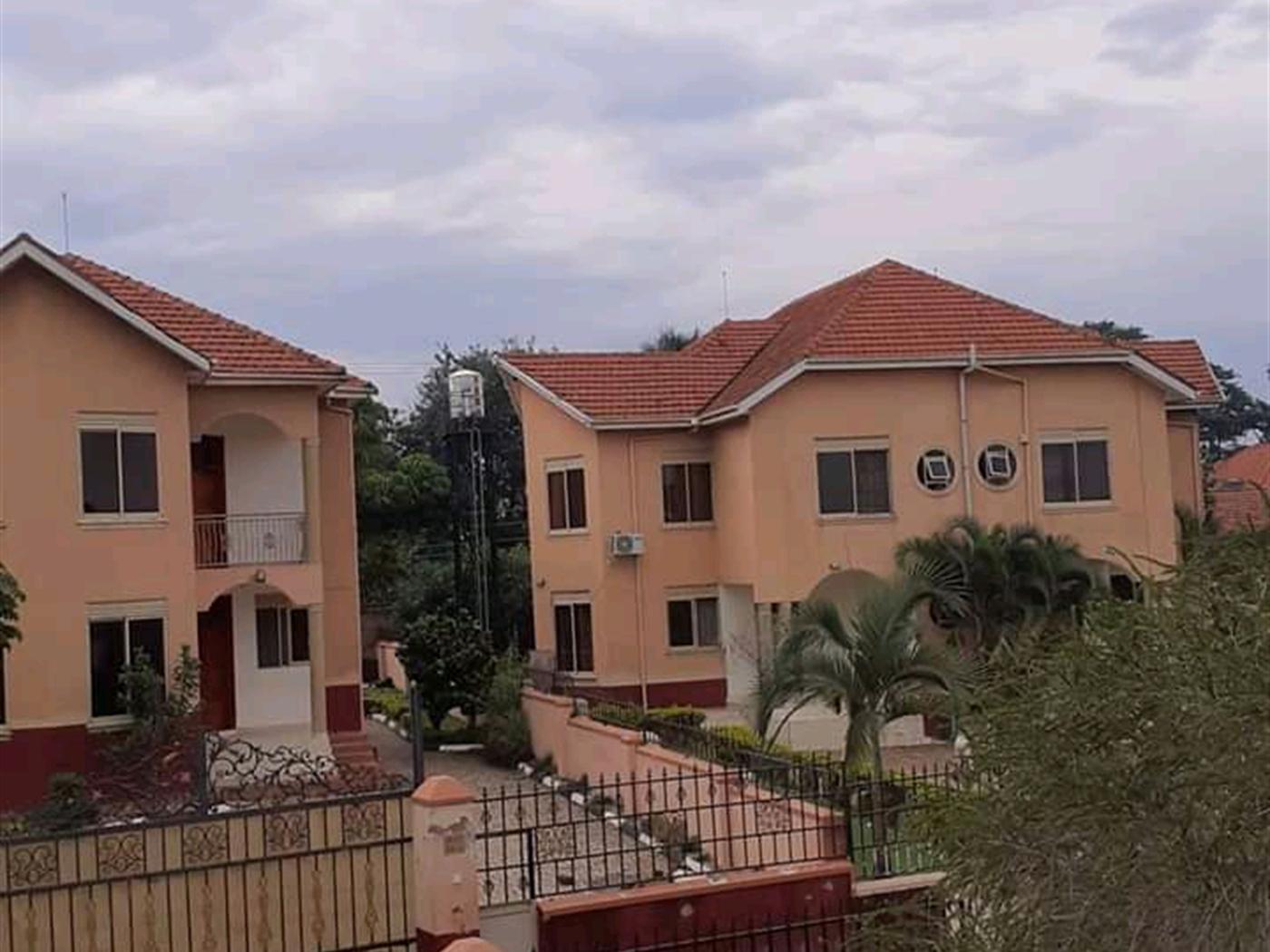 Villa for rent in Bbunga Kampala