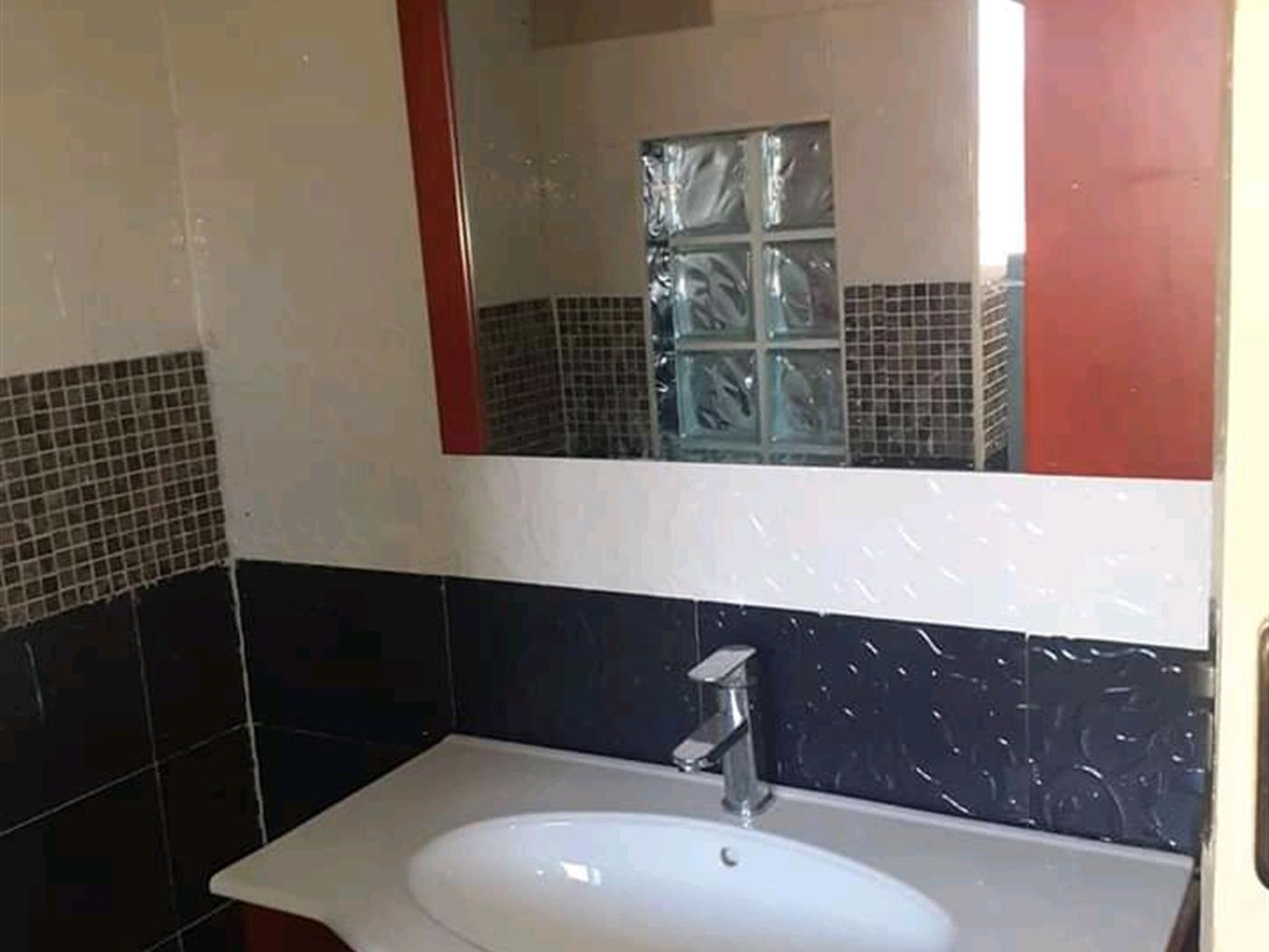 Storyed house for rent in Bukasa Kampala