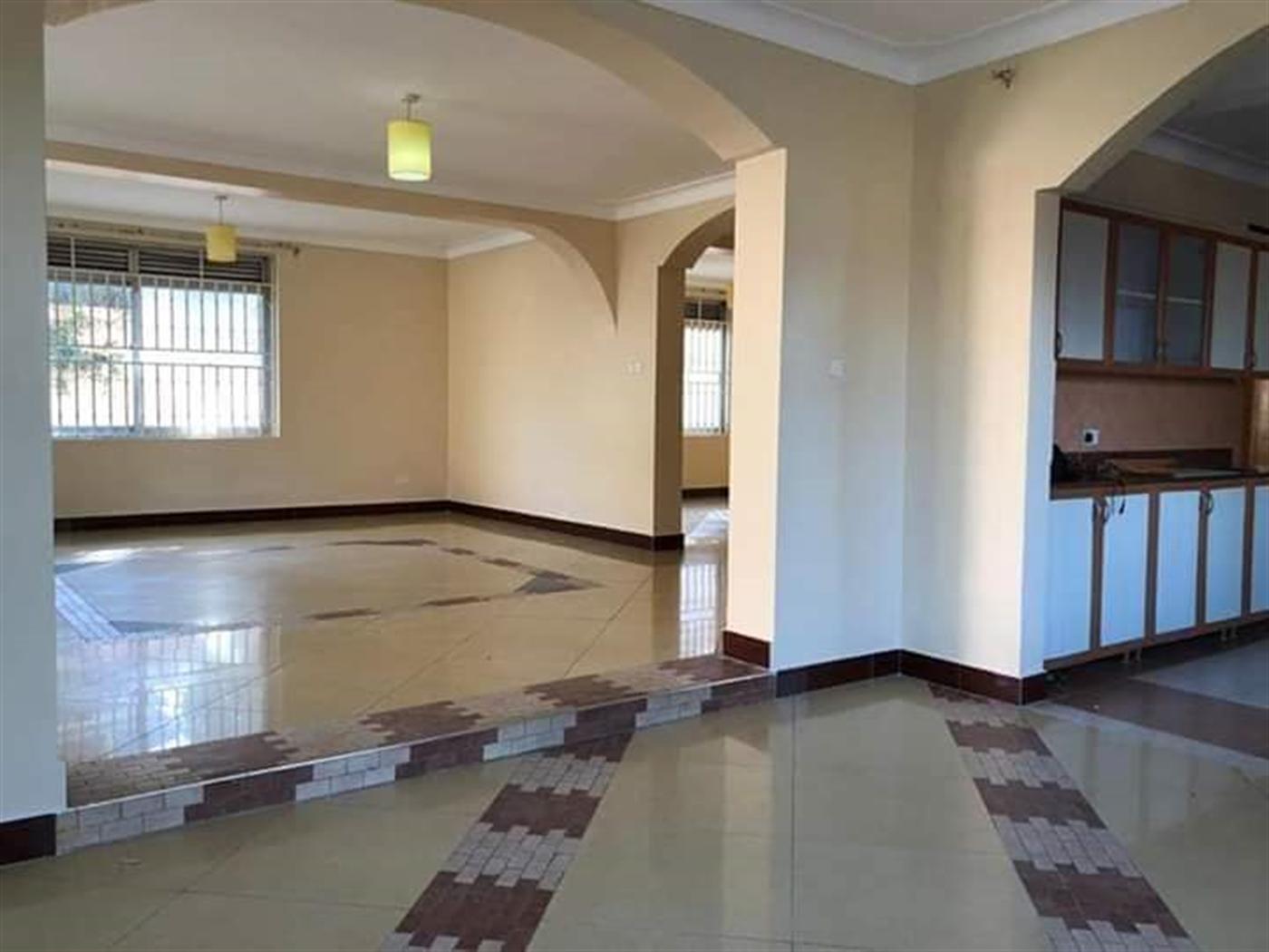 Storyed house for rent in Muyenga Kampala