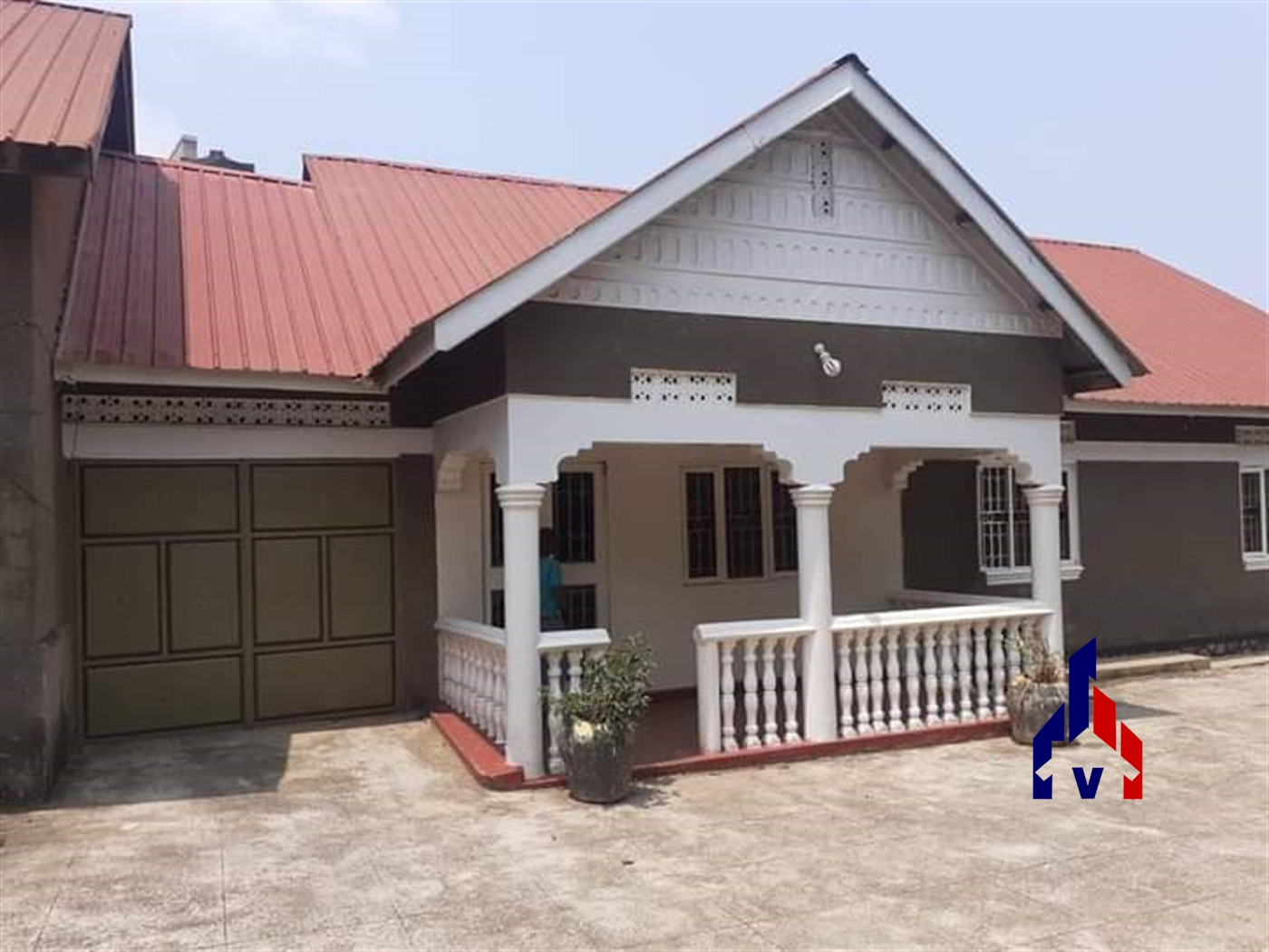 Bungalow for rent in Bukass Kampala
