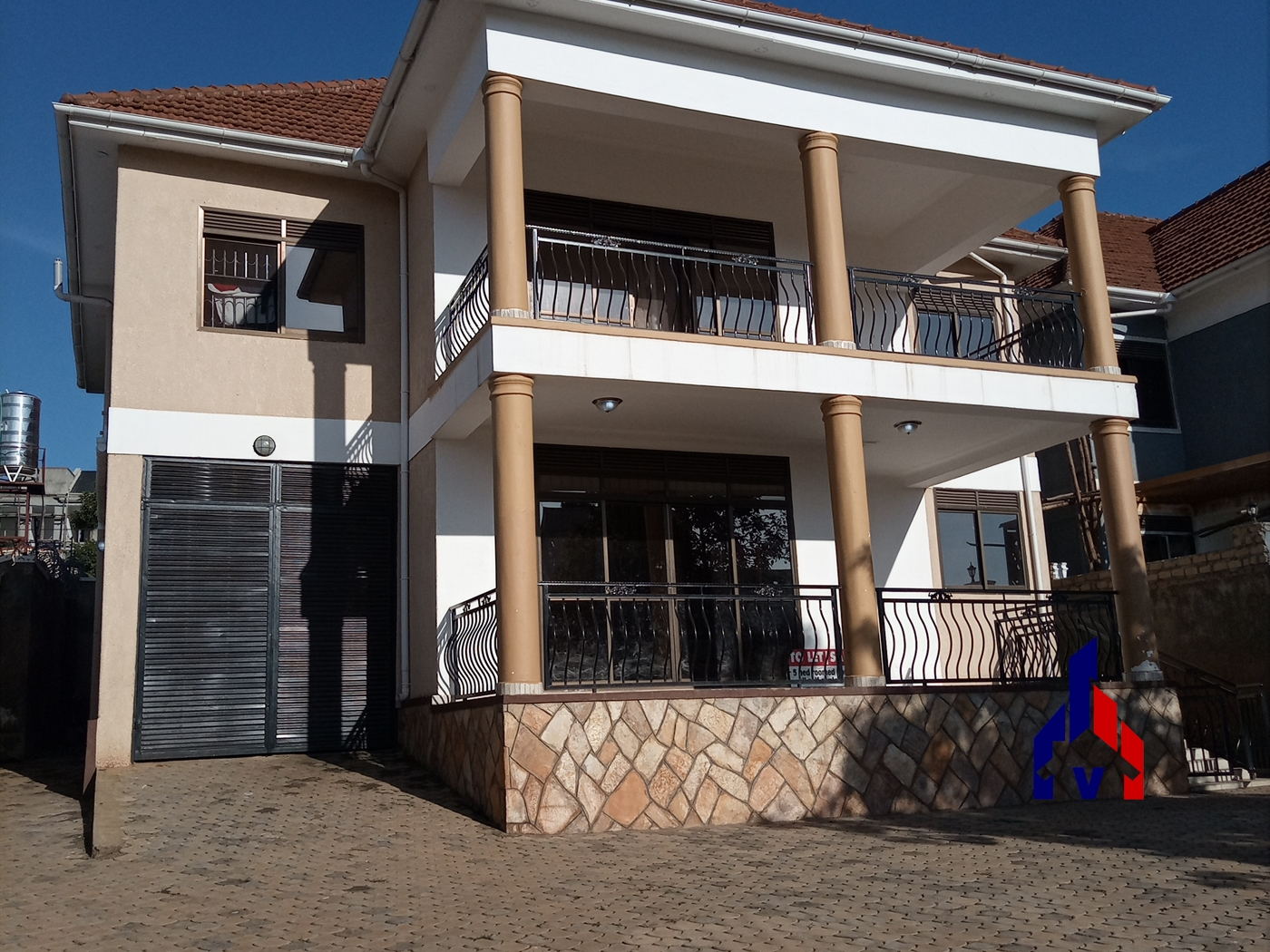 Storyed house for rent in Bbunga Kampala