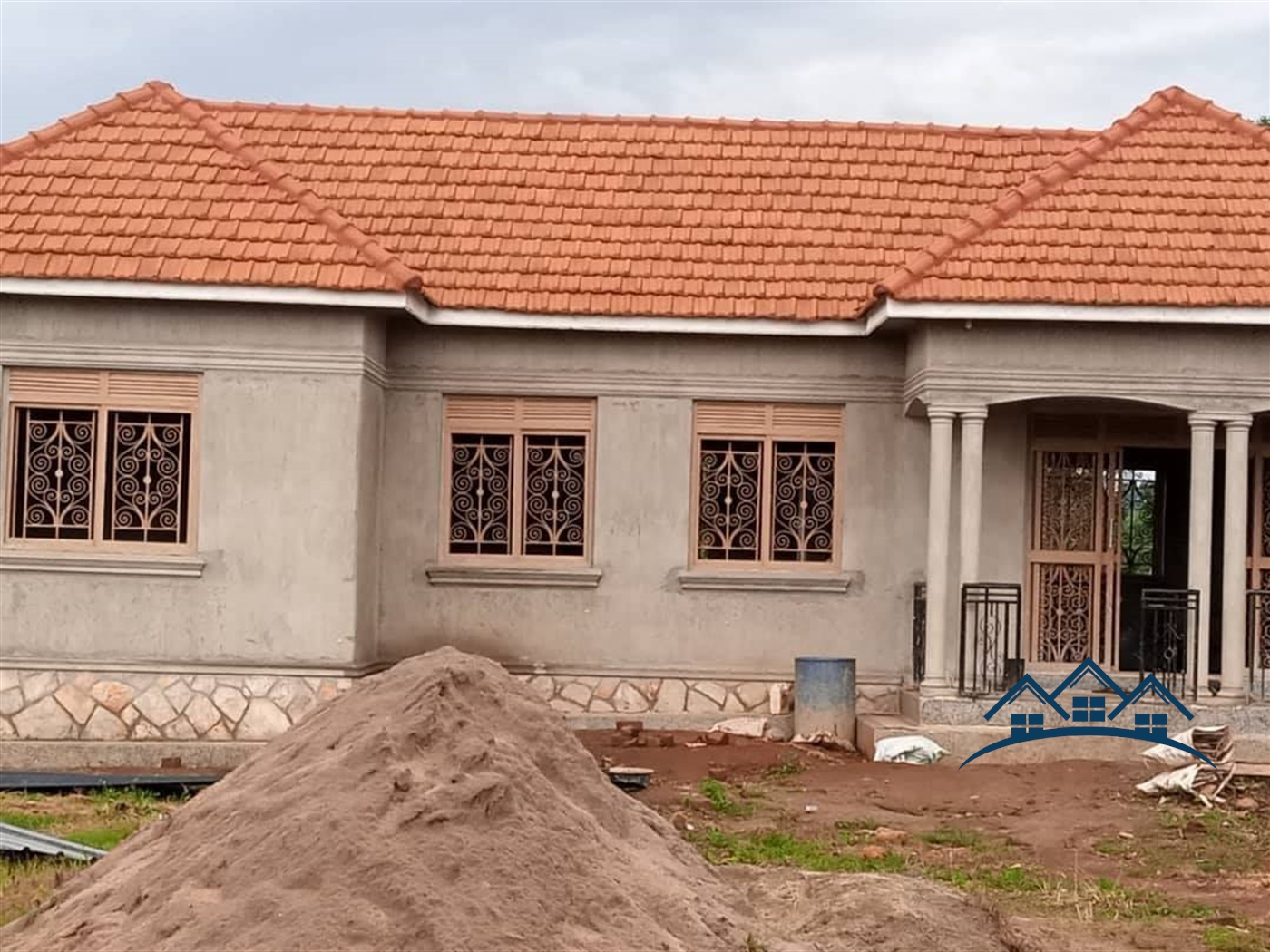 Bungalow for sale in Gombe Wakiso