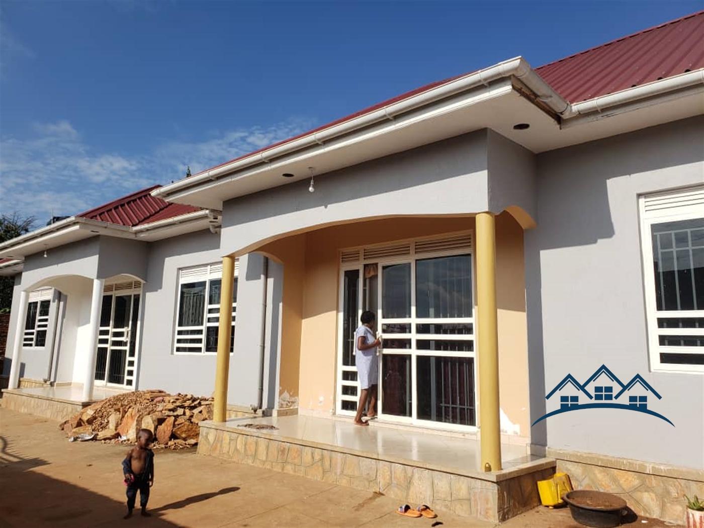 Semi Detached for sale in Kavumba Wakiso