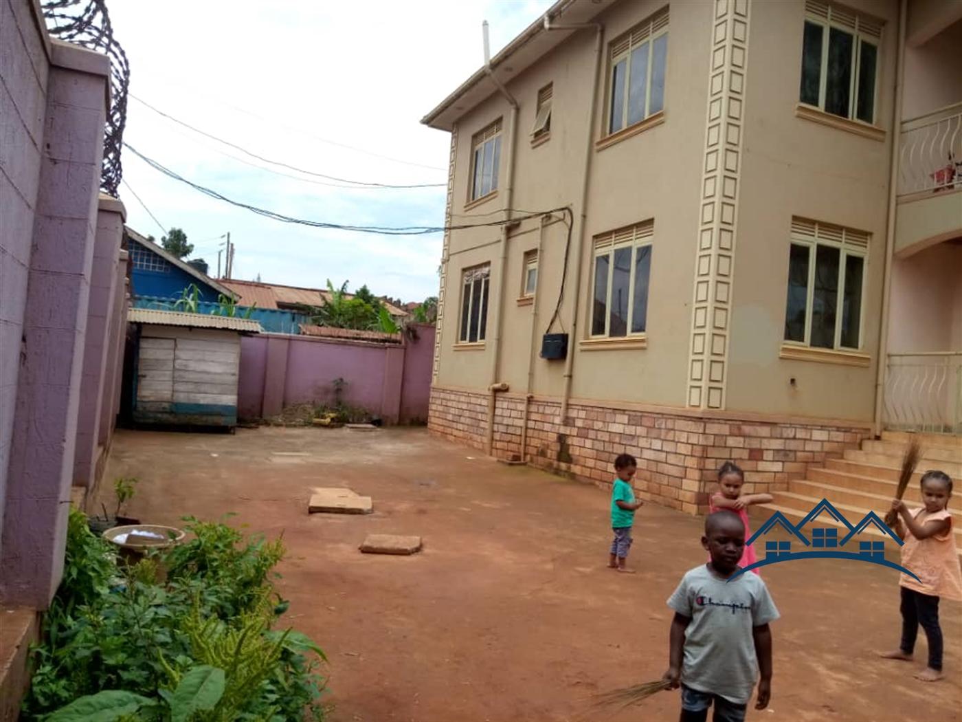Apartment for sale in Kyaliwajjala Wakiso