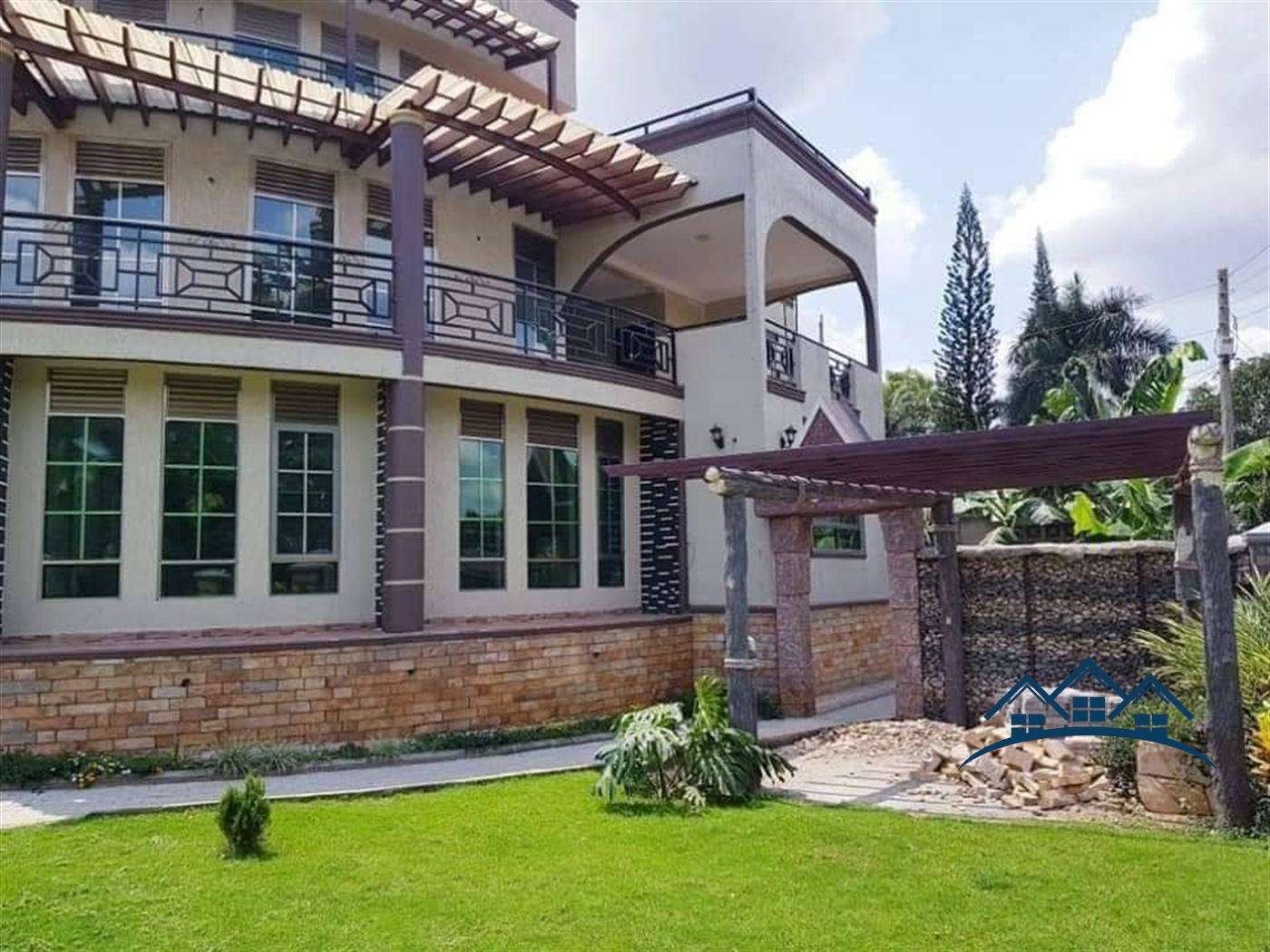 Storyed house for sale in Bunga Kampala