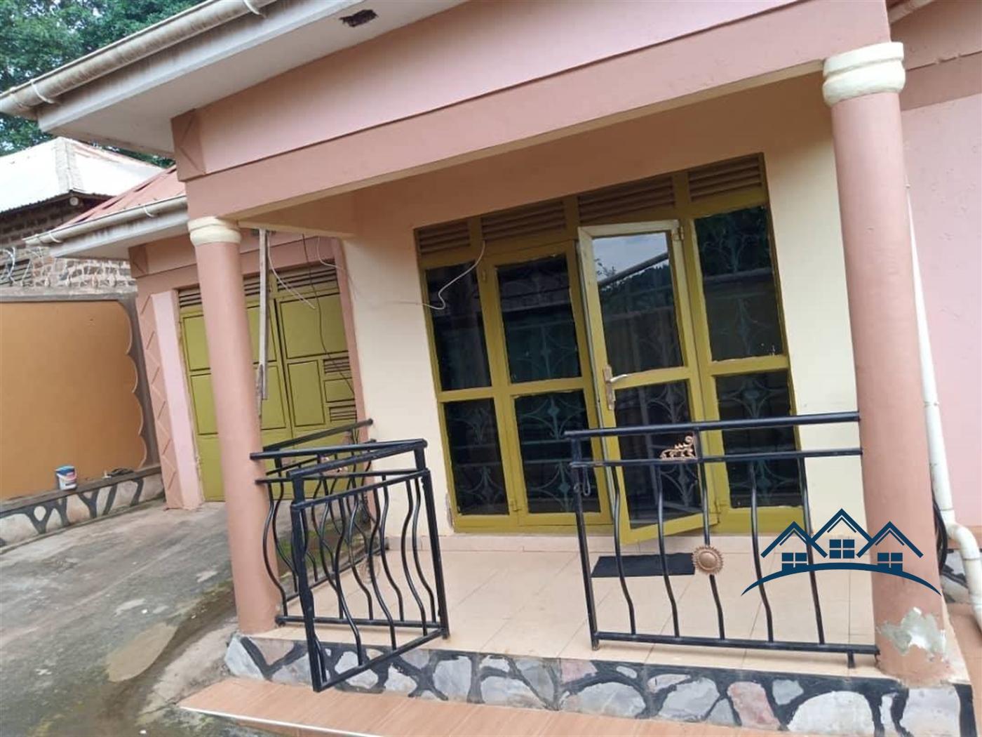 Bungalow for sale in Kikajjo Wakiso