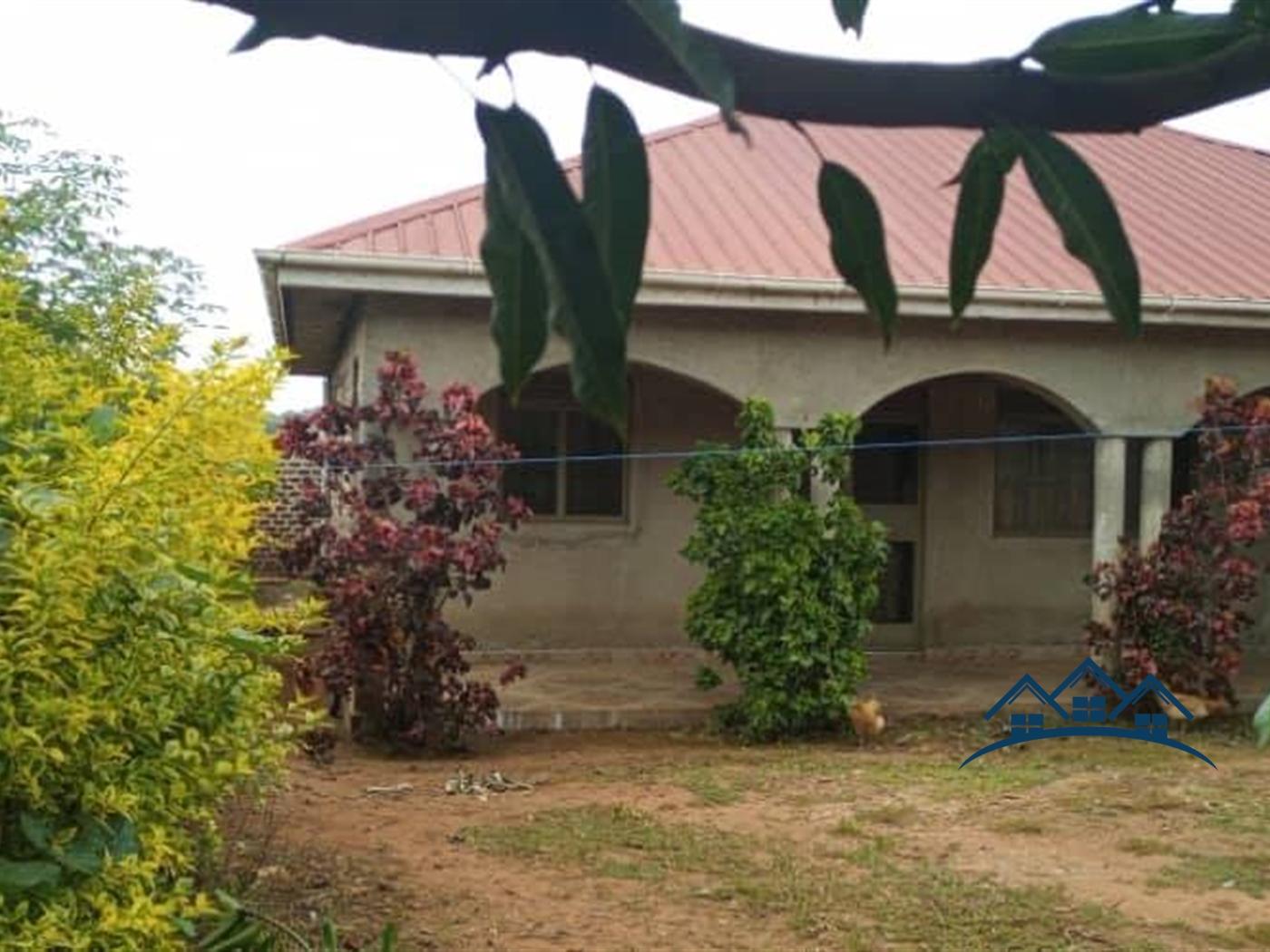 Bungalow for sale in Kabubbu Wakiso