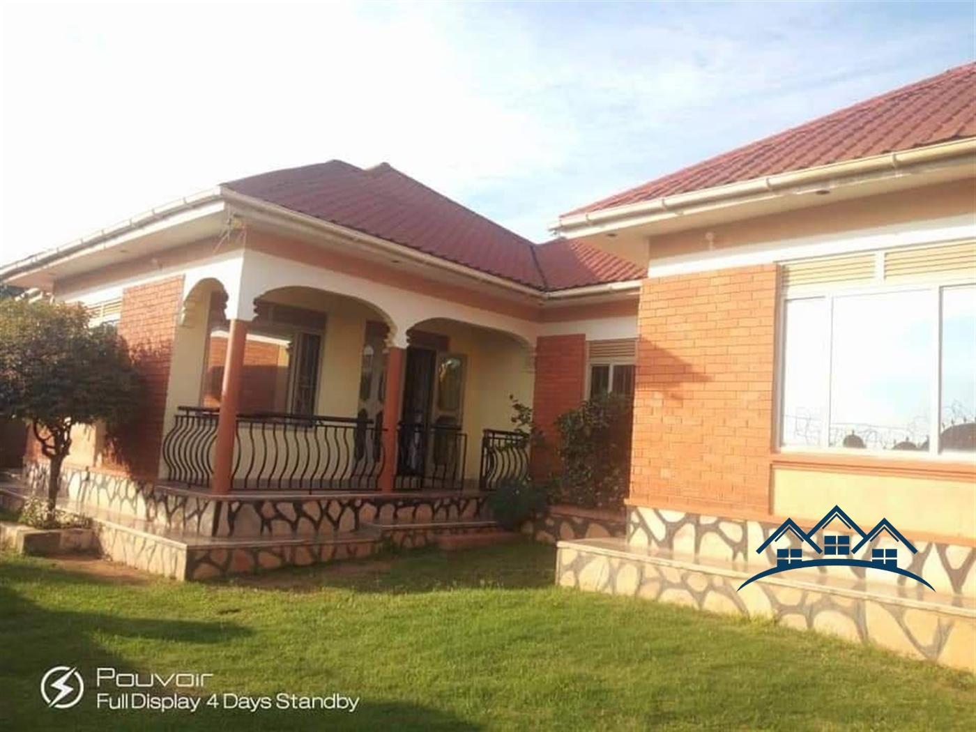 Bungalow for sale in Kumwenda Wakiso