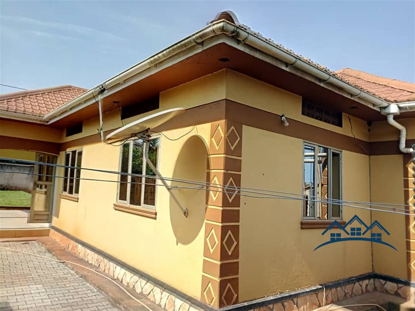 Bungalow for sale in Namwezi Wakiso