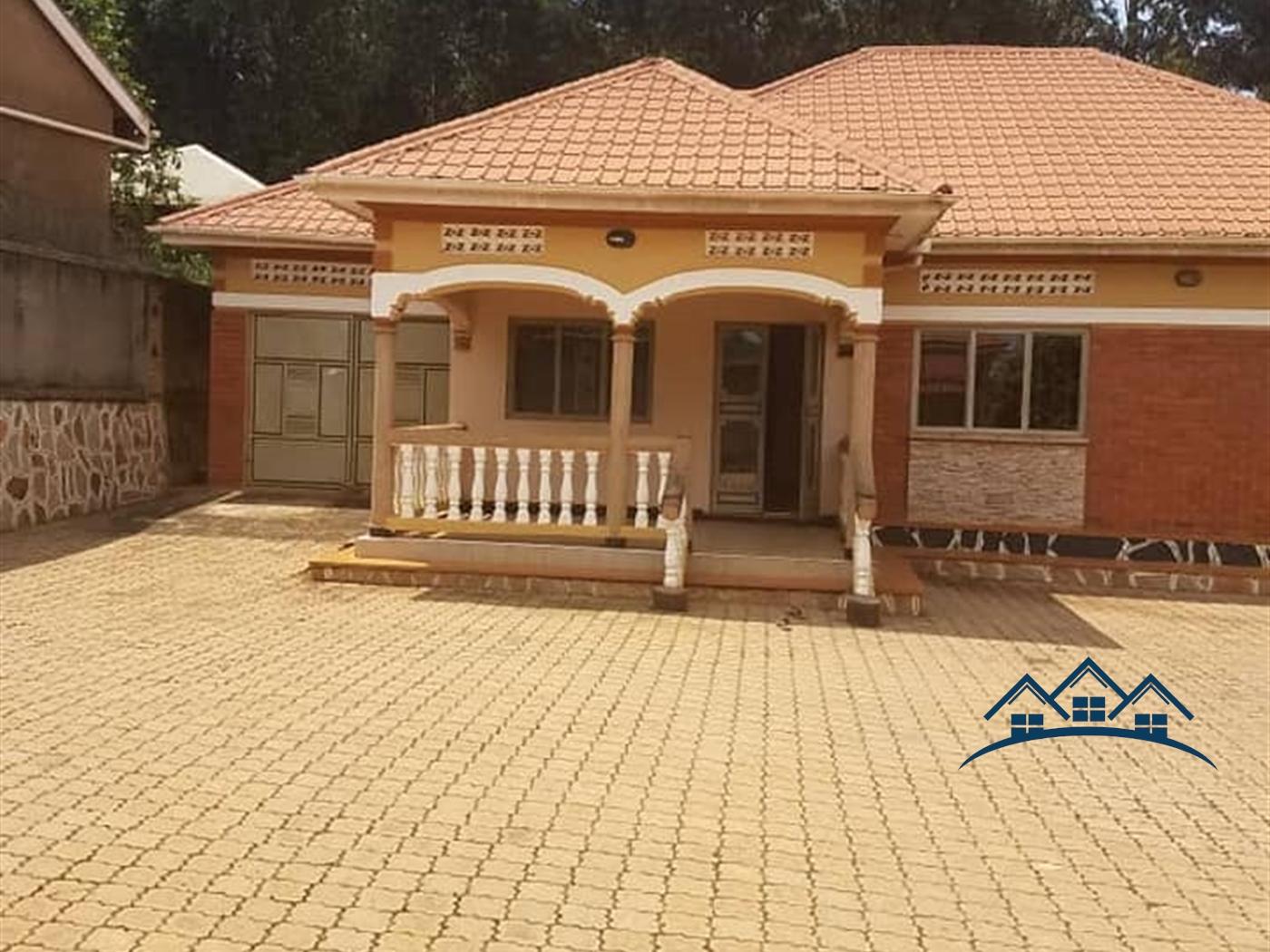 Bungalow for sale in Kyengela Wakiso