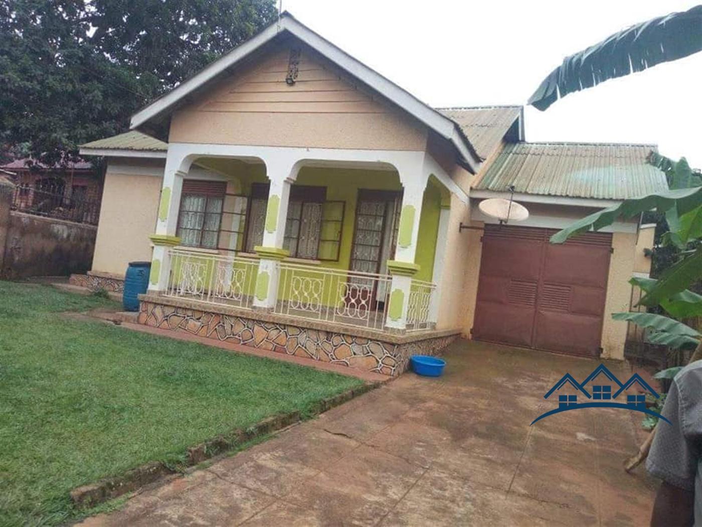 Bungalow for sale in Bukoto Wakiso