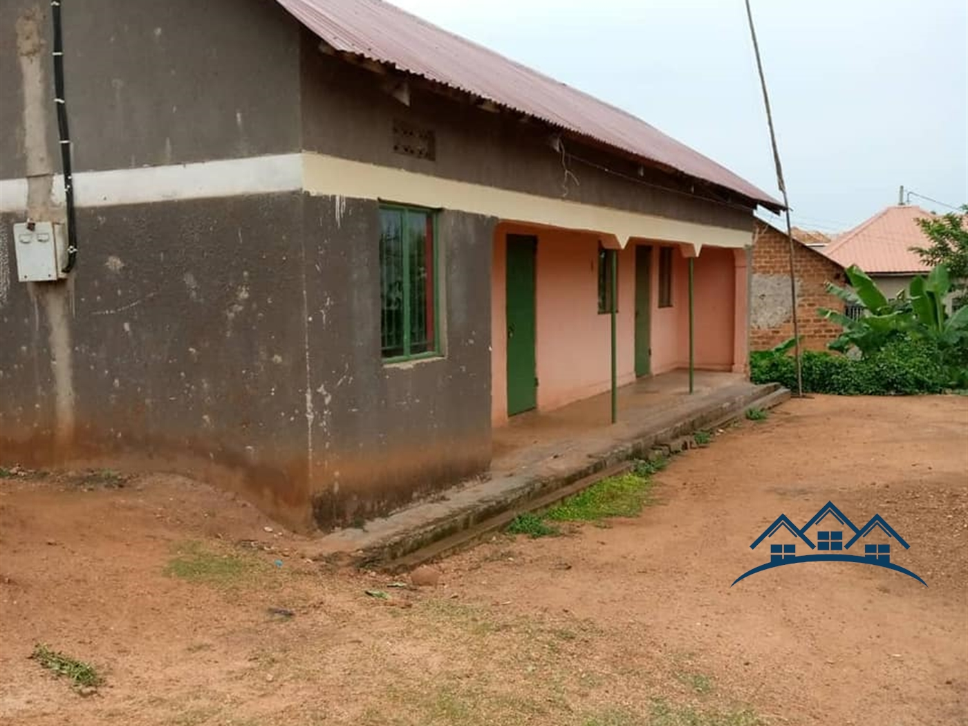 Bungalow for sale in Nalugara Wakiso