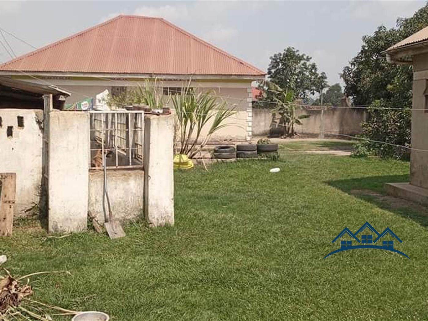 Bungalow for sale in Manyangwa Wakiso
