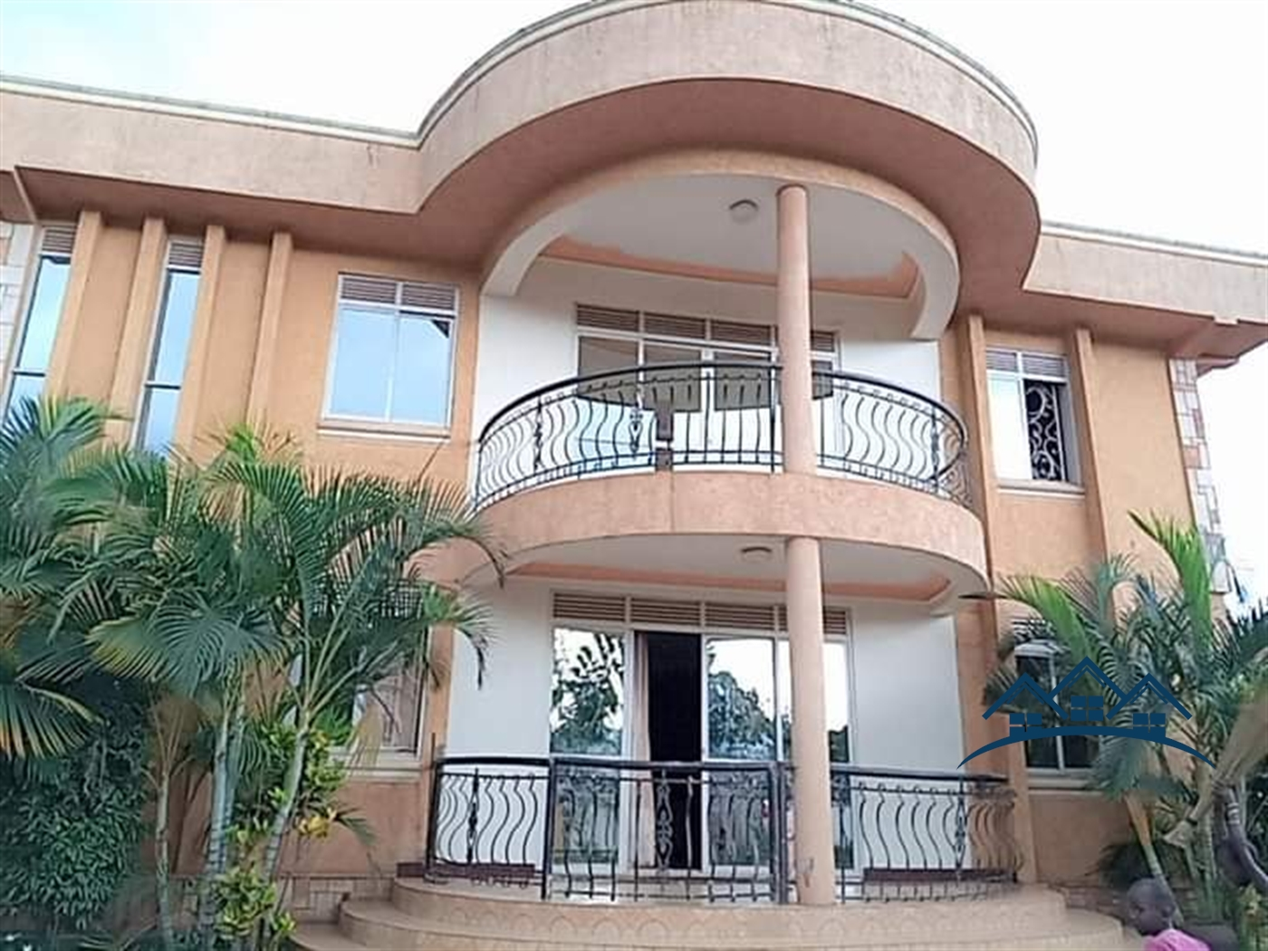 Storyed house for sale in Bunamwaya Kampala