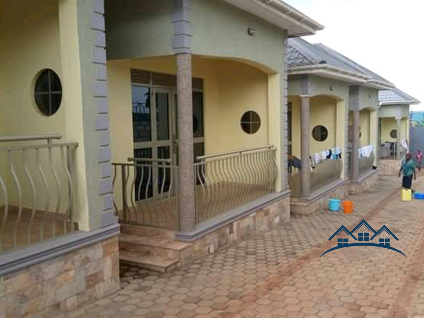 Semi Detached for rent in Kasengejje Wakiso