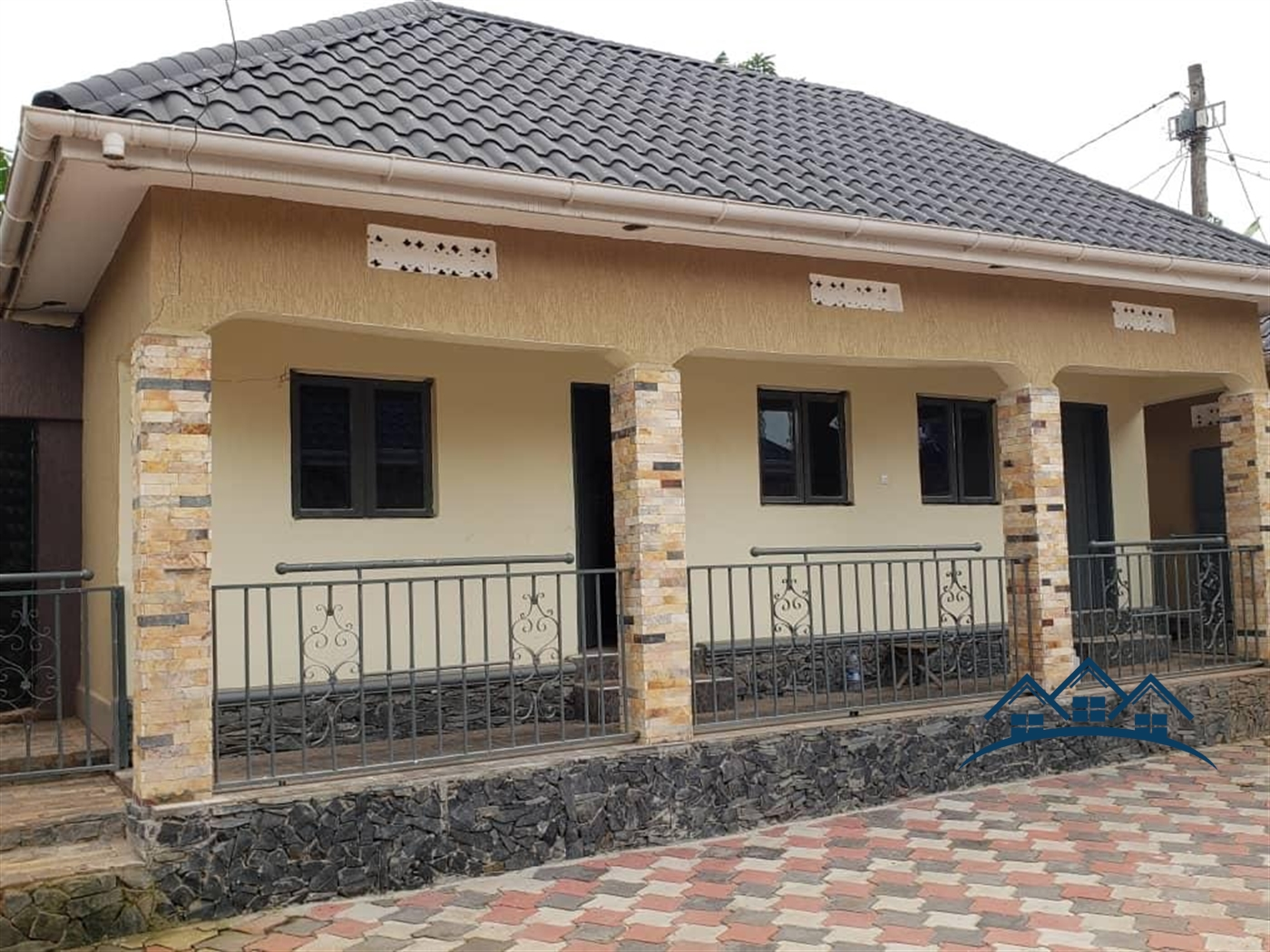Bungalow for sale in Nabaziza Wakiso
