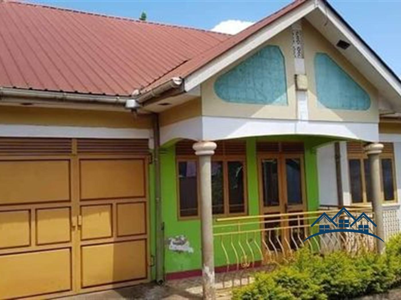 Bungalow for sale in Kajjansi Wakiso