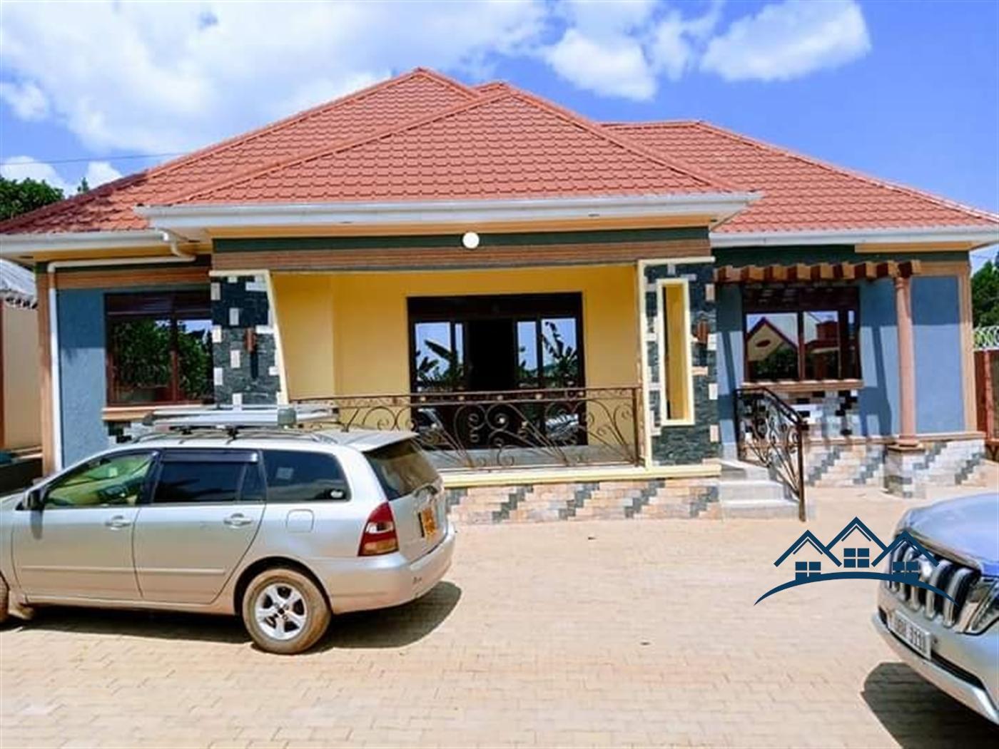 Bungalow for sale in Nkoowe Wakiso