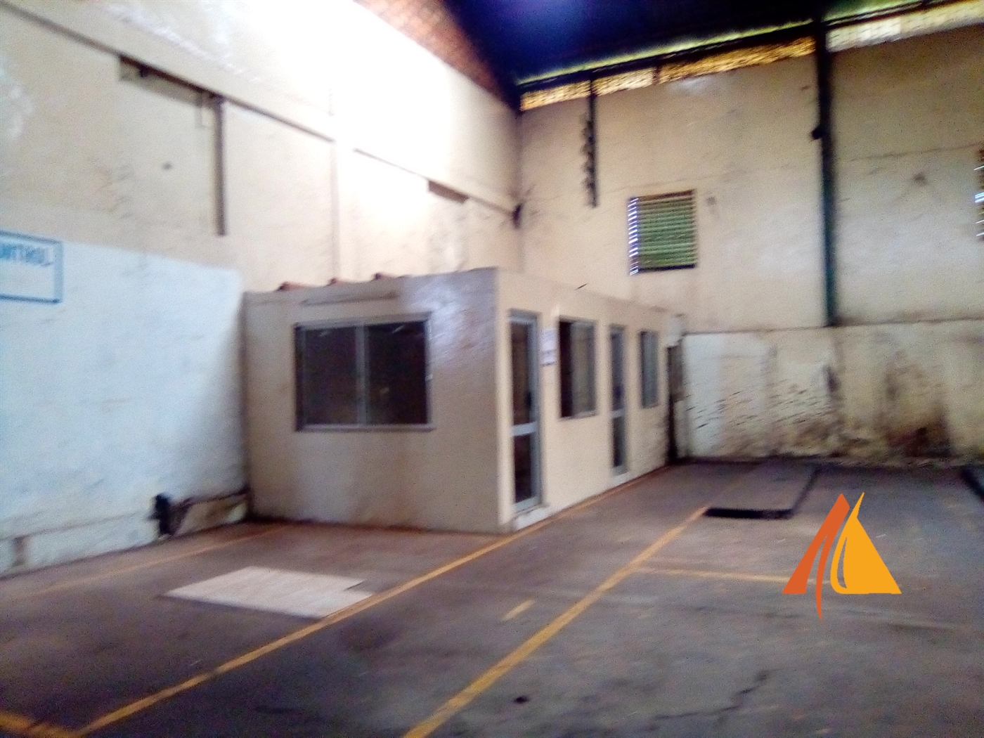 Warehouse for rent in Vision Kampala
