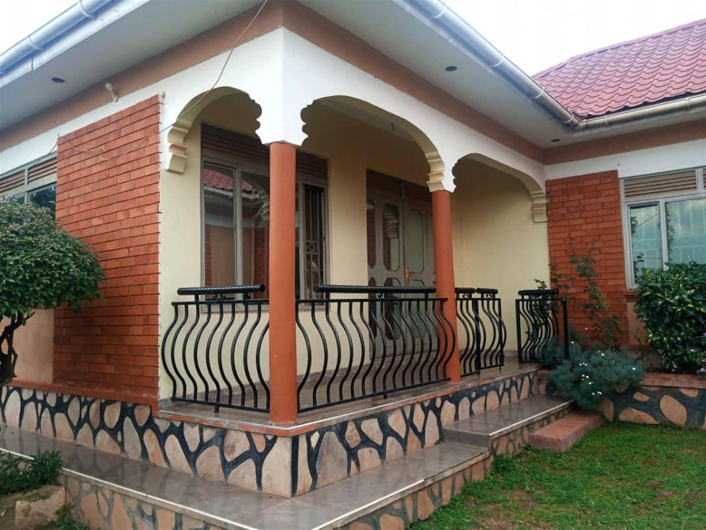 Bungalow for sale in Bulenga Kampala