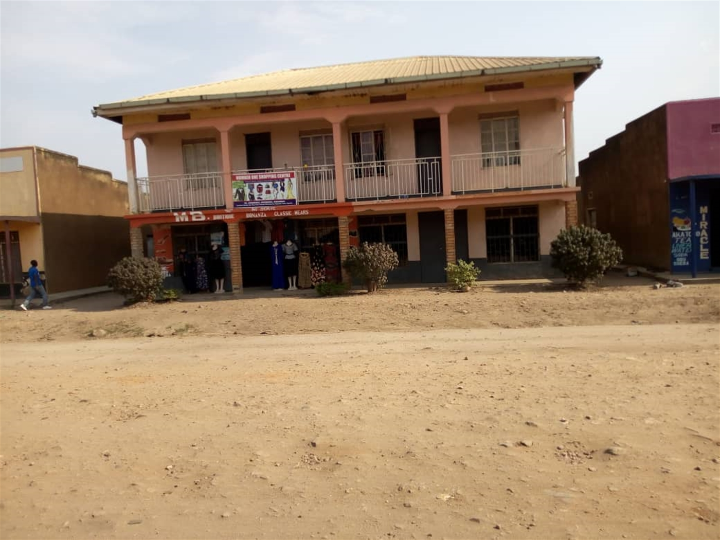 Commercial block for sale in Municipality Kasese