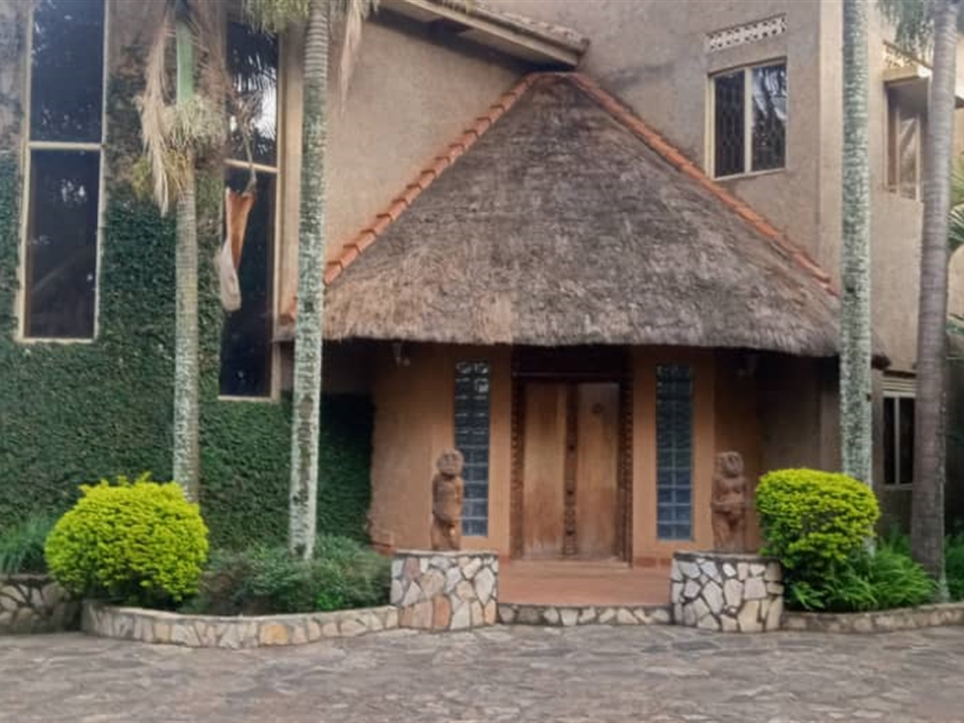 Storeyed house for sale in Ggaba Kampala