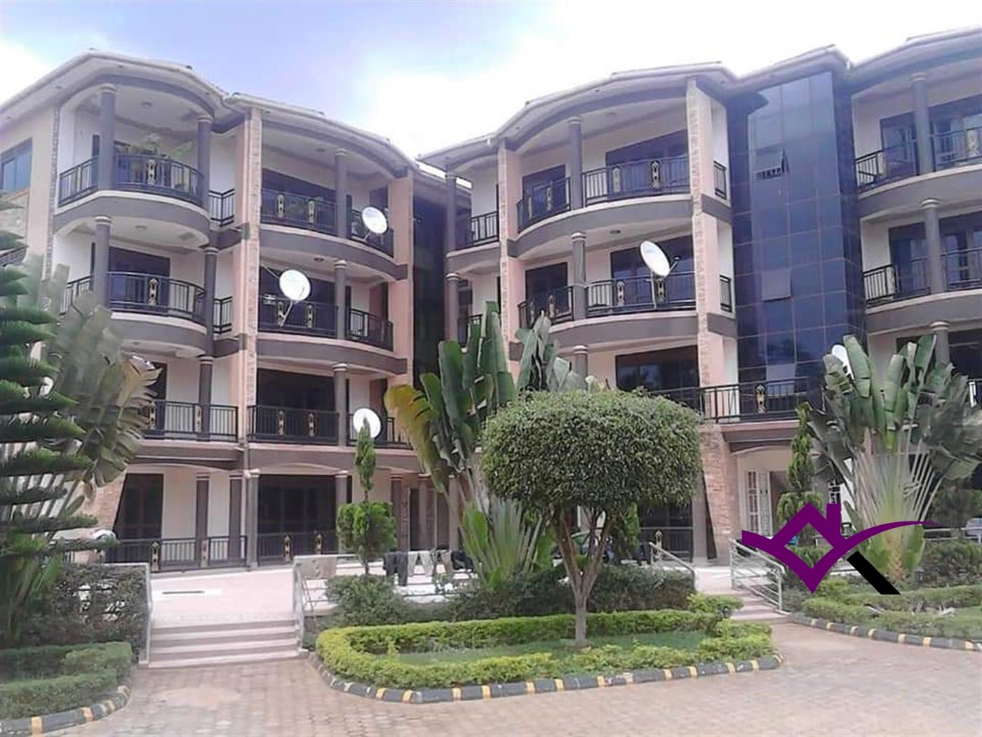 Apartment for sale in Rubaga Kampala