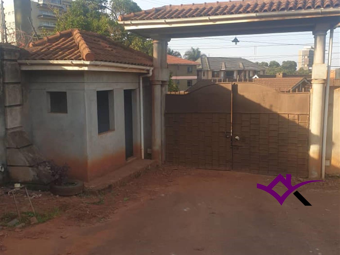Shell House for sale in Naguru Kampala