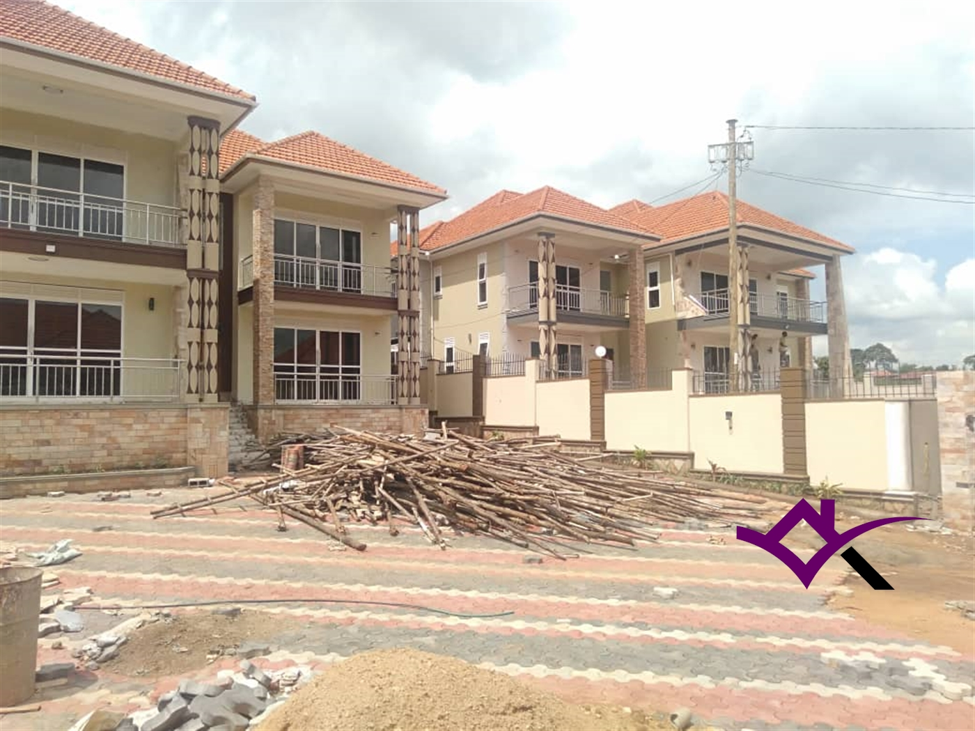 Storeyed house for sale in Entebbe Wakiso