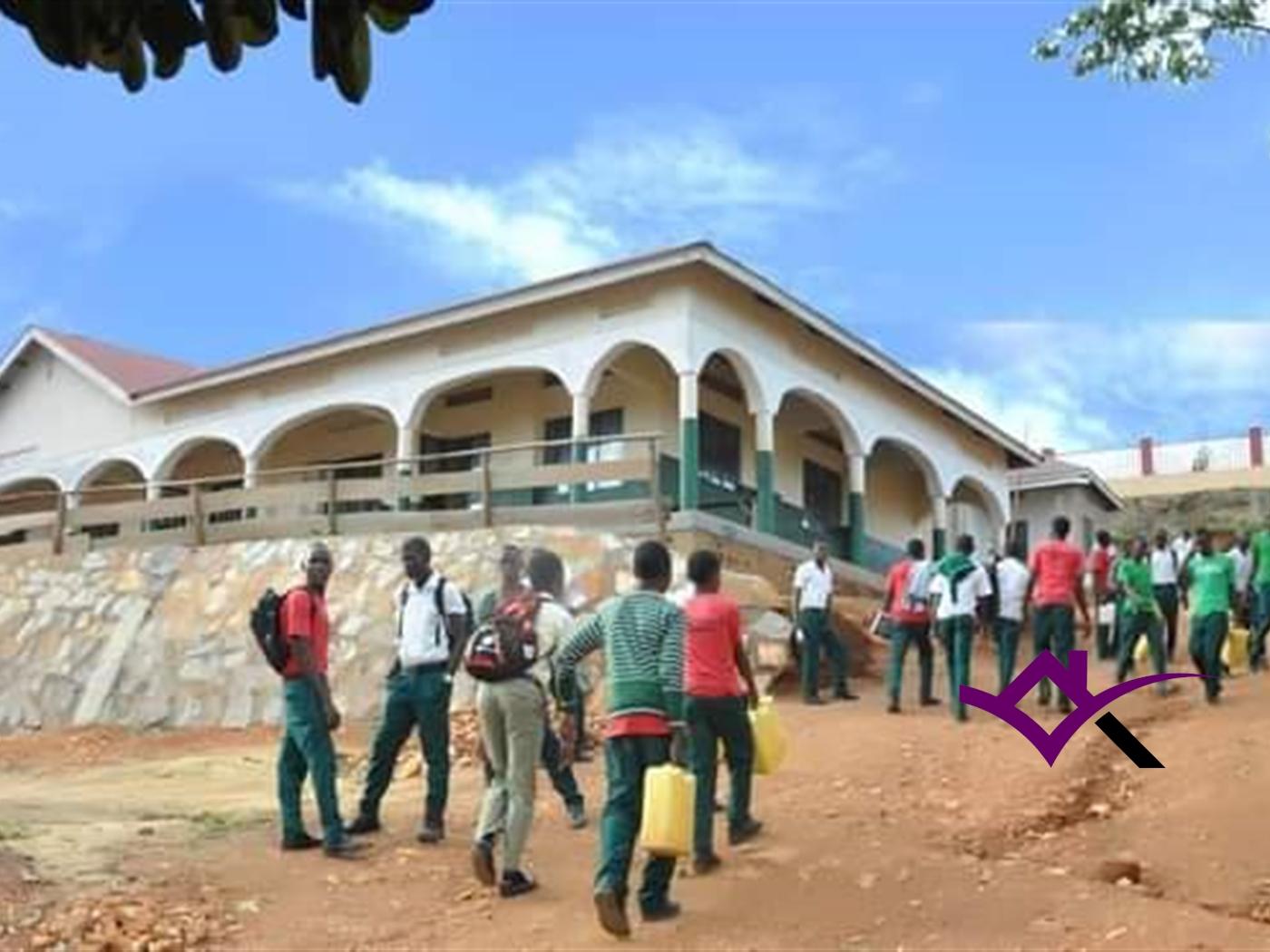 School for sale in Wantoni Mukono
