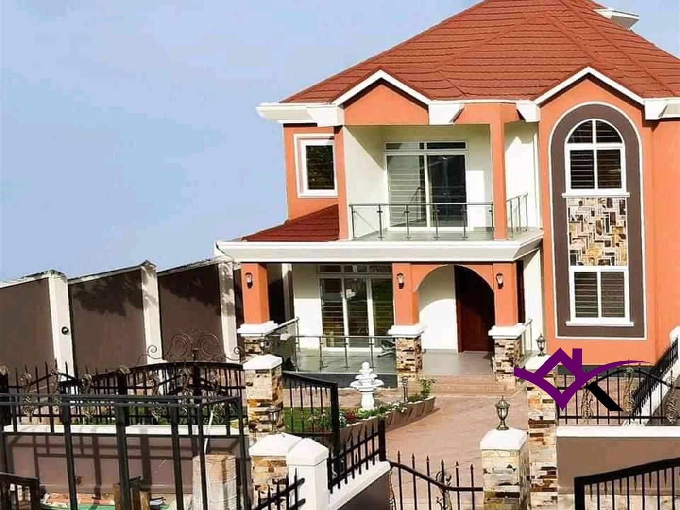 Storeyed house for sale in Nsambya Kampala