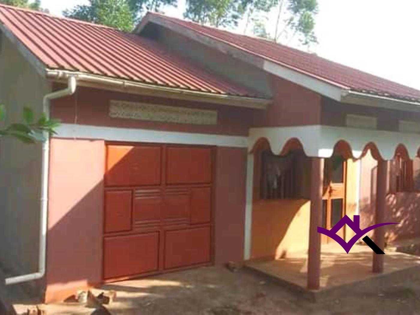 Bungalow for sale in Katende Masaka