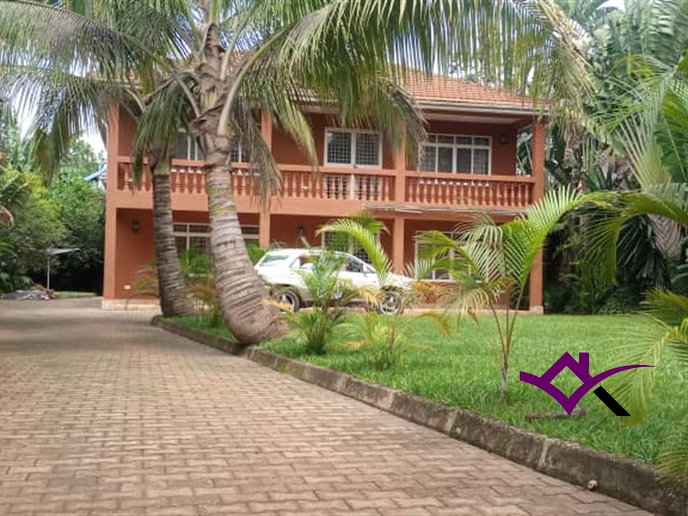 Storeyed house for sale in Muyenga Kampala