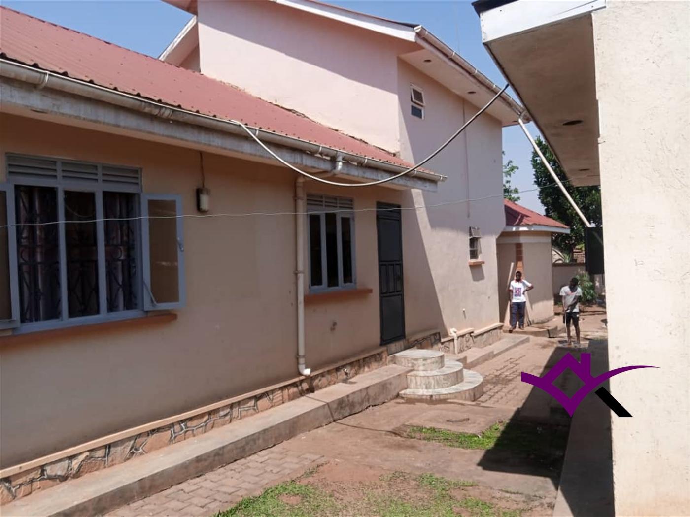 Storeyed house for sale in Seeta Mukono