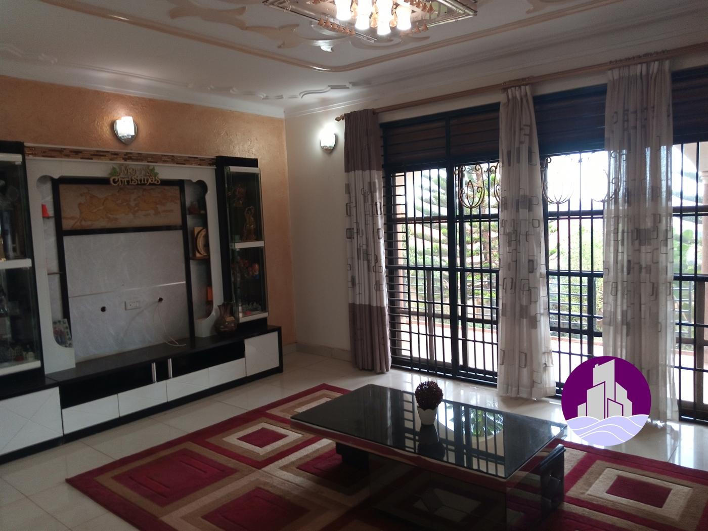 Mansion for rent in Kyanja Kampala
