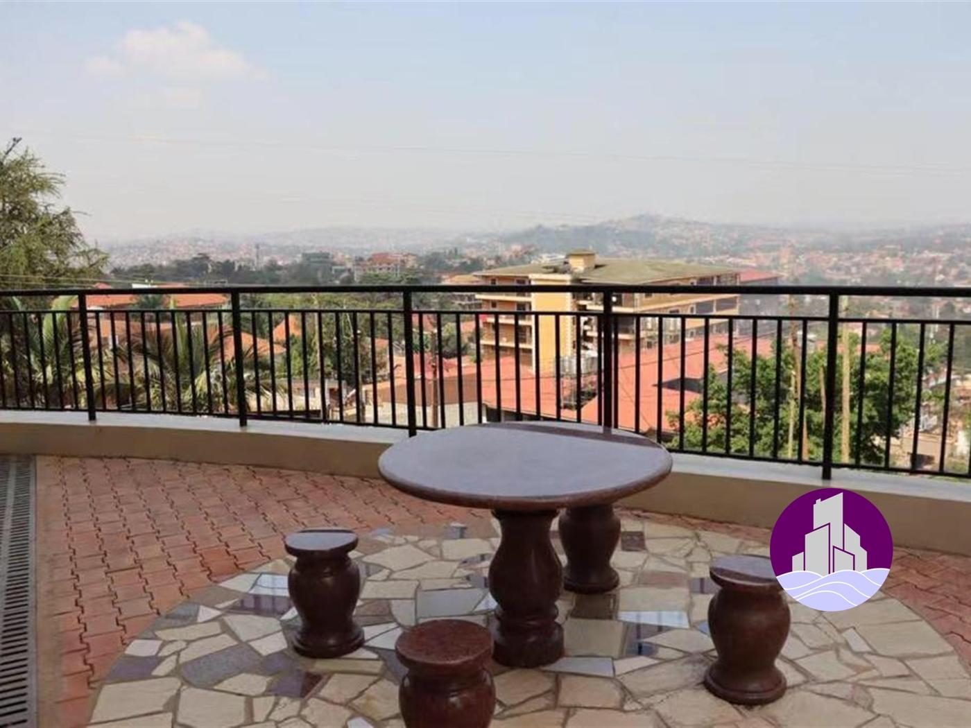 Apartment for sale in Naguru Kampala