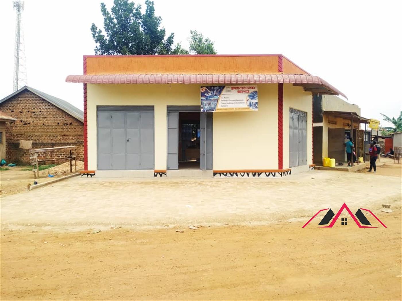 Shop for sale in Kyaliwajjala Wakiso
