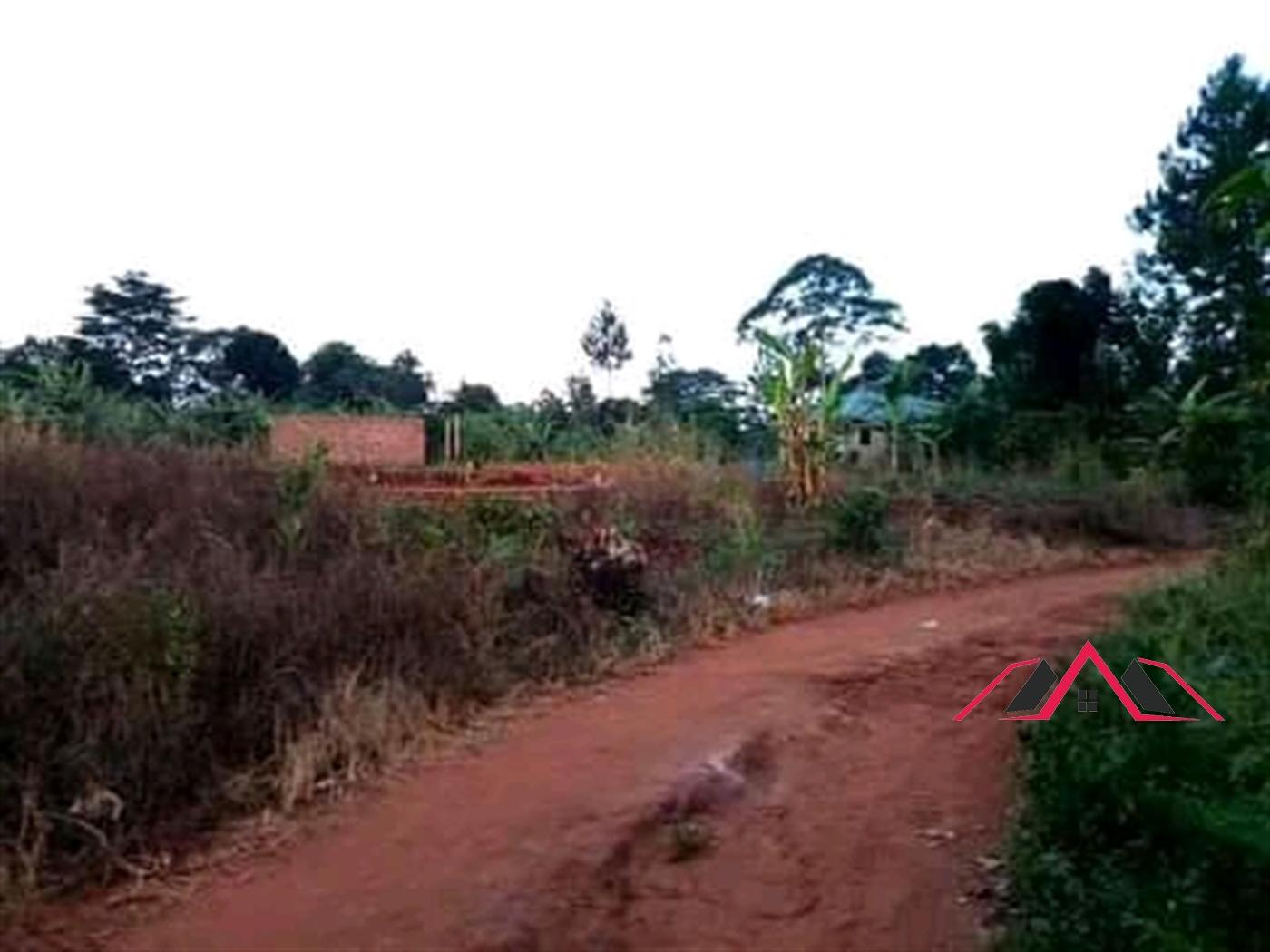 Residential Land for sale in Nakifuma Wakiso