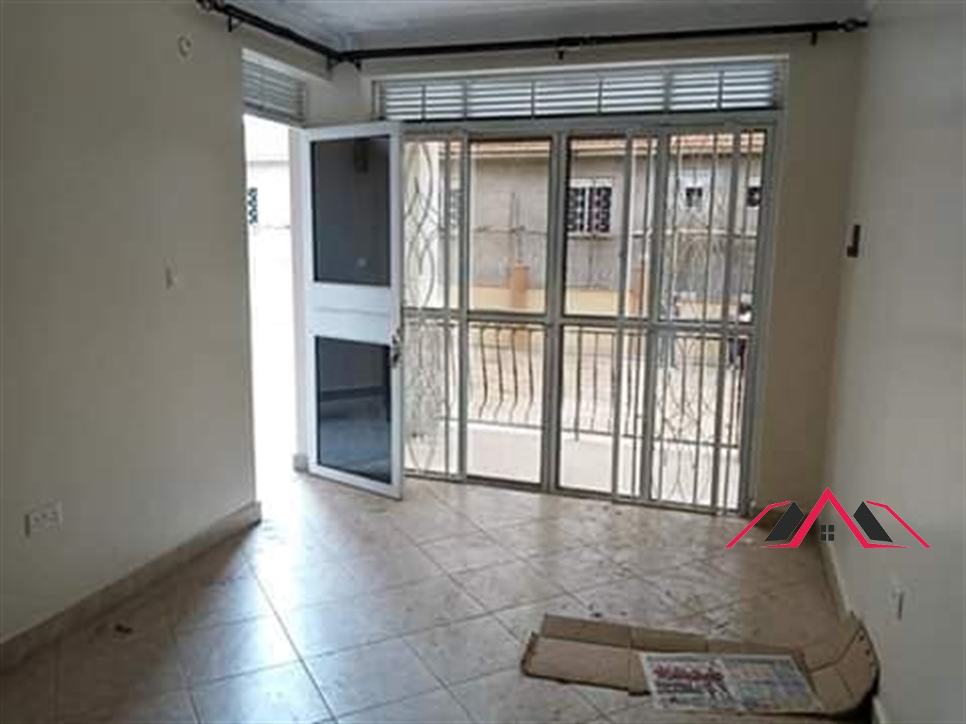 Apartment for rent in Kyaliwajja Kampala