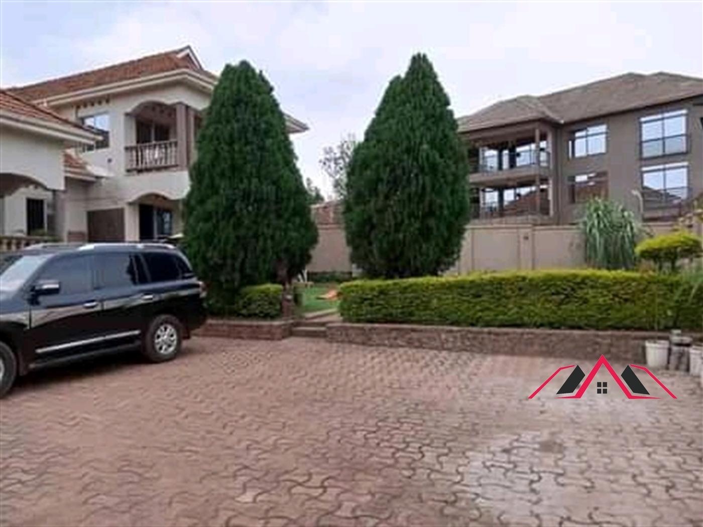 Mansion for rent in Ntinda Kampala