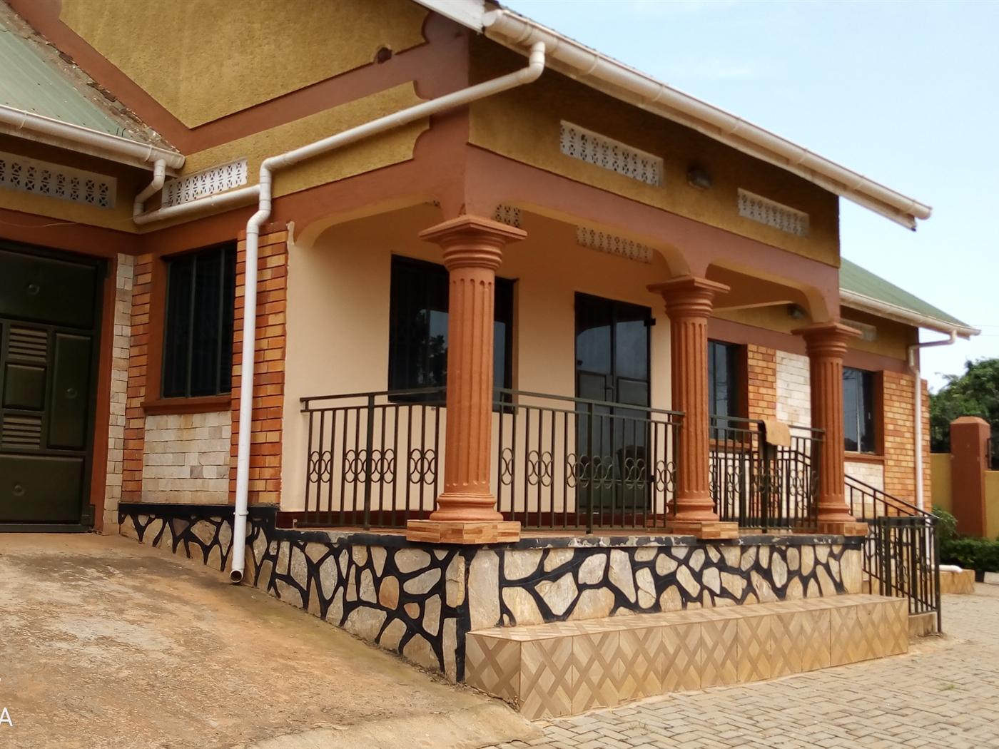 Apartment for rent in Kibutika Wakiso