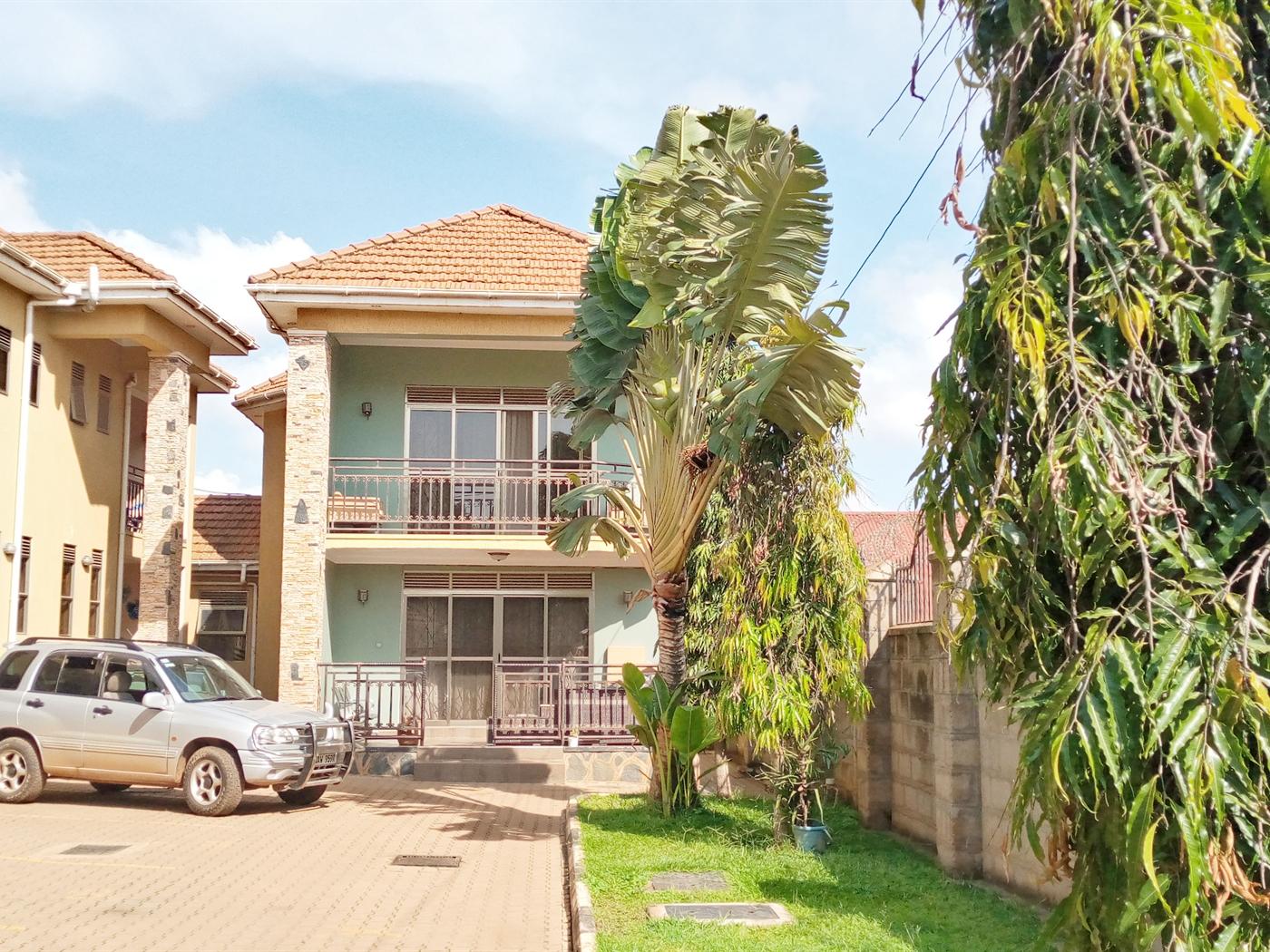 Storeyed house for rent in Buziga Kampala