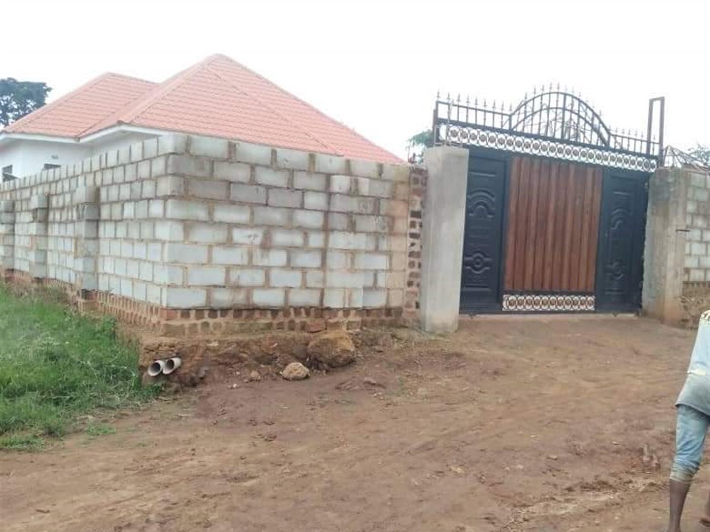 Bungalow for sale in Kitendemazzi Wakiso