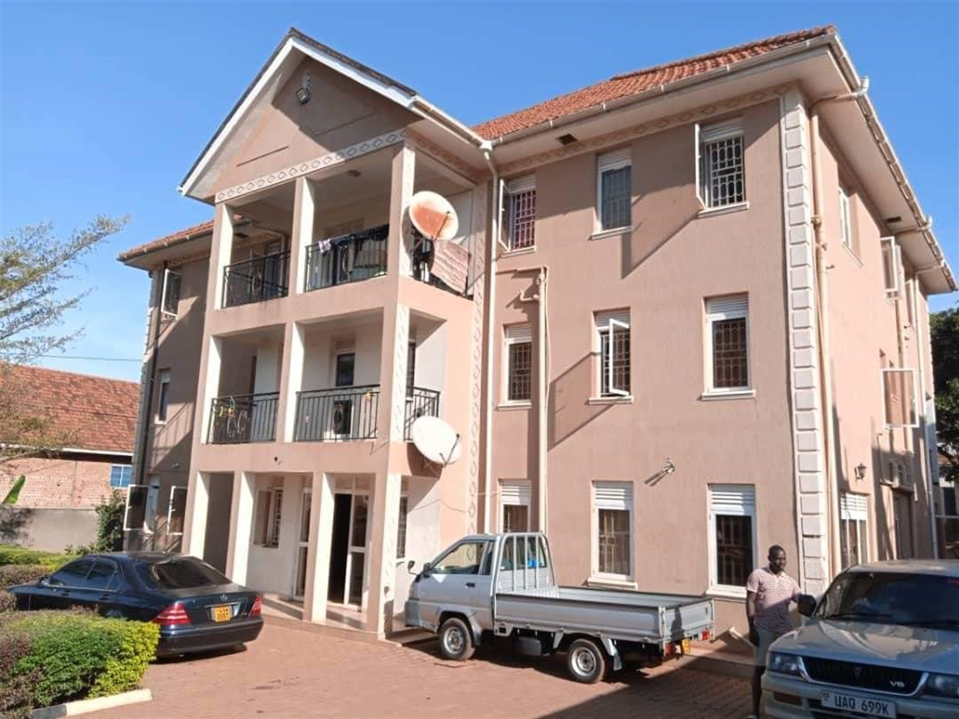 Hotel for sale in Buziga Kampala
