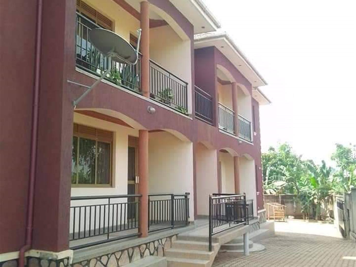 Apartment for rent in Kumunaana Wakiso