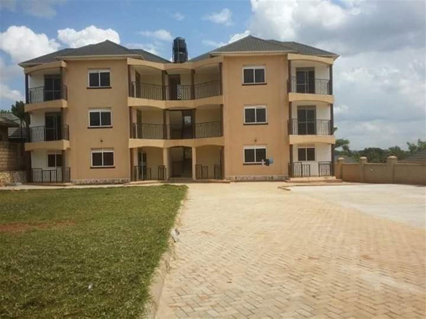 Apartment for rent in Kira Wakiso