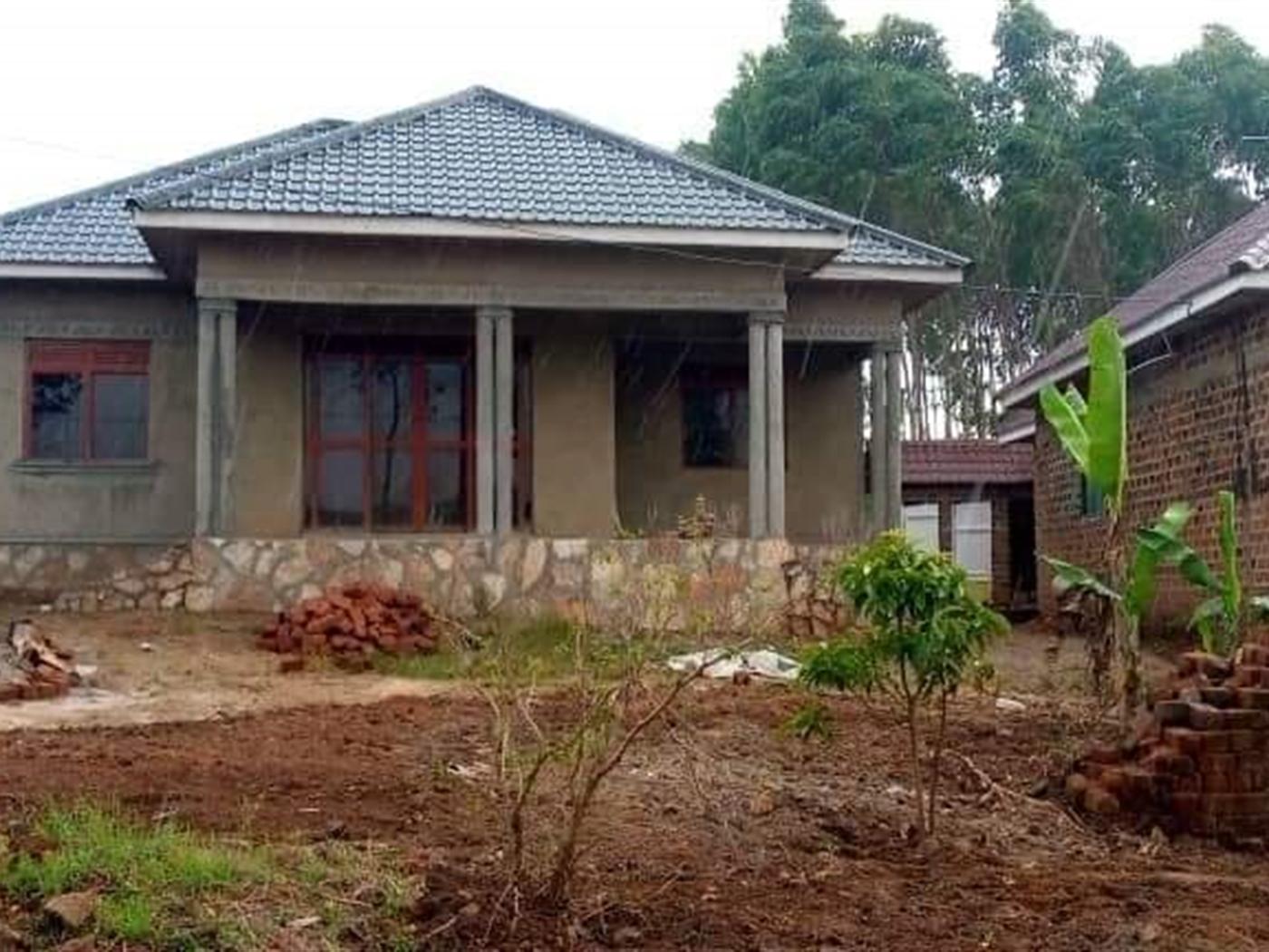 Bungalow for sale in Namusela Wakiso