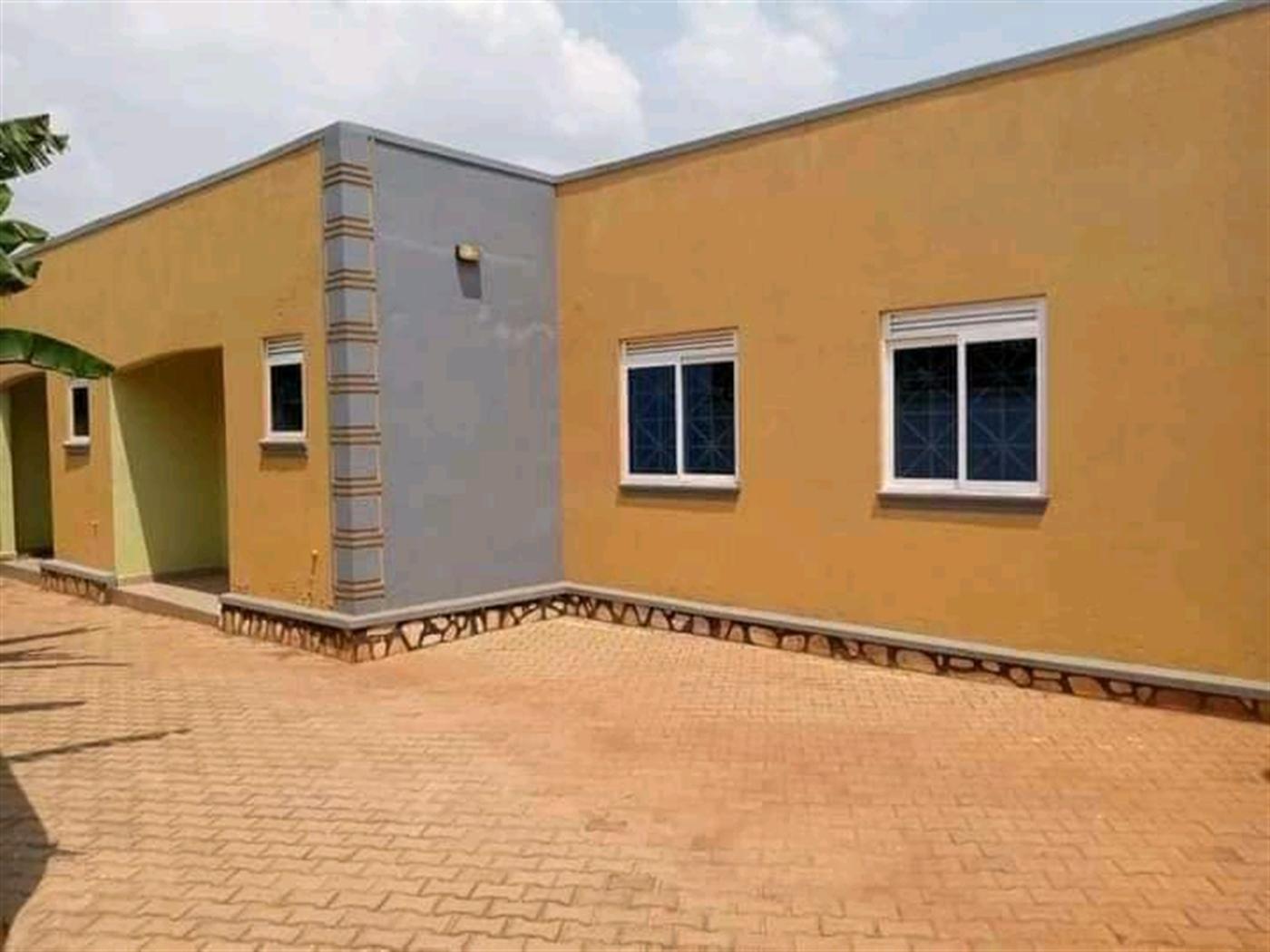 Semi Detached for rent in Kitukutwe Wakiso
