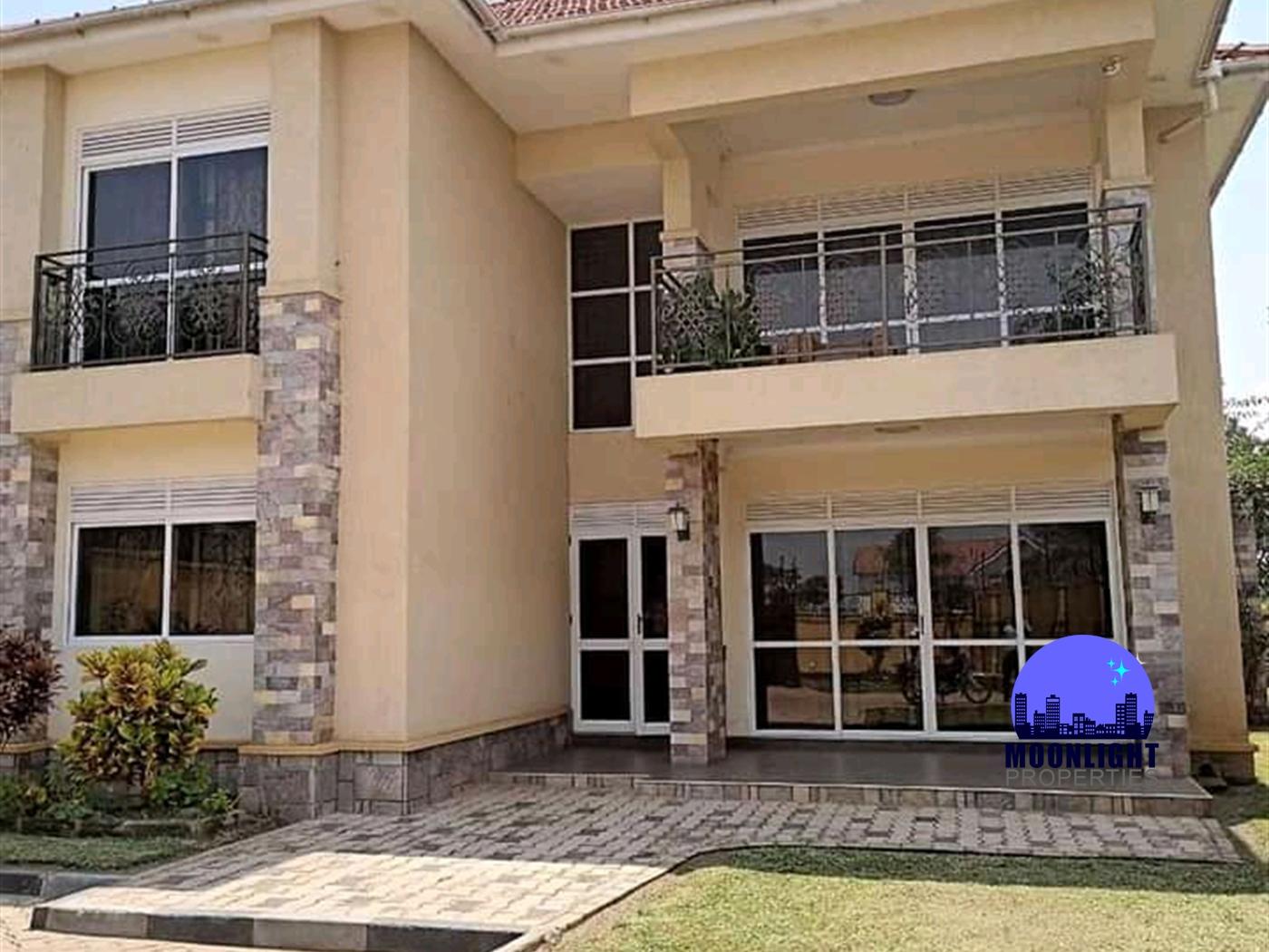 Mansion for rent in Munyonyo Wakiso